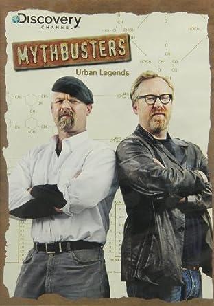 Mythbusters: Urban Legends by Jamie Hyneman: Amazon co uk