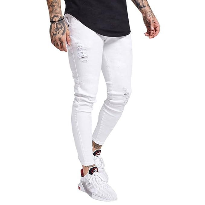 Sik Silk Skinny - Pantalones Vaqueros para Hombre, Color ...