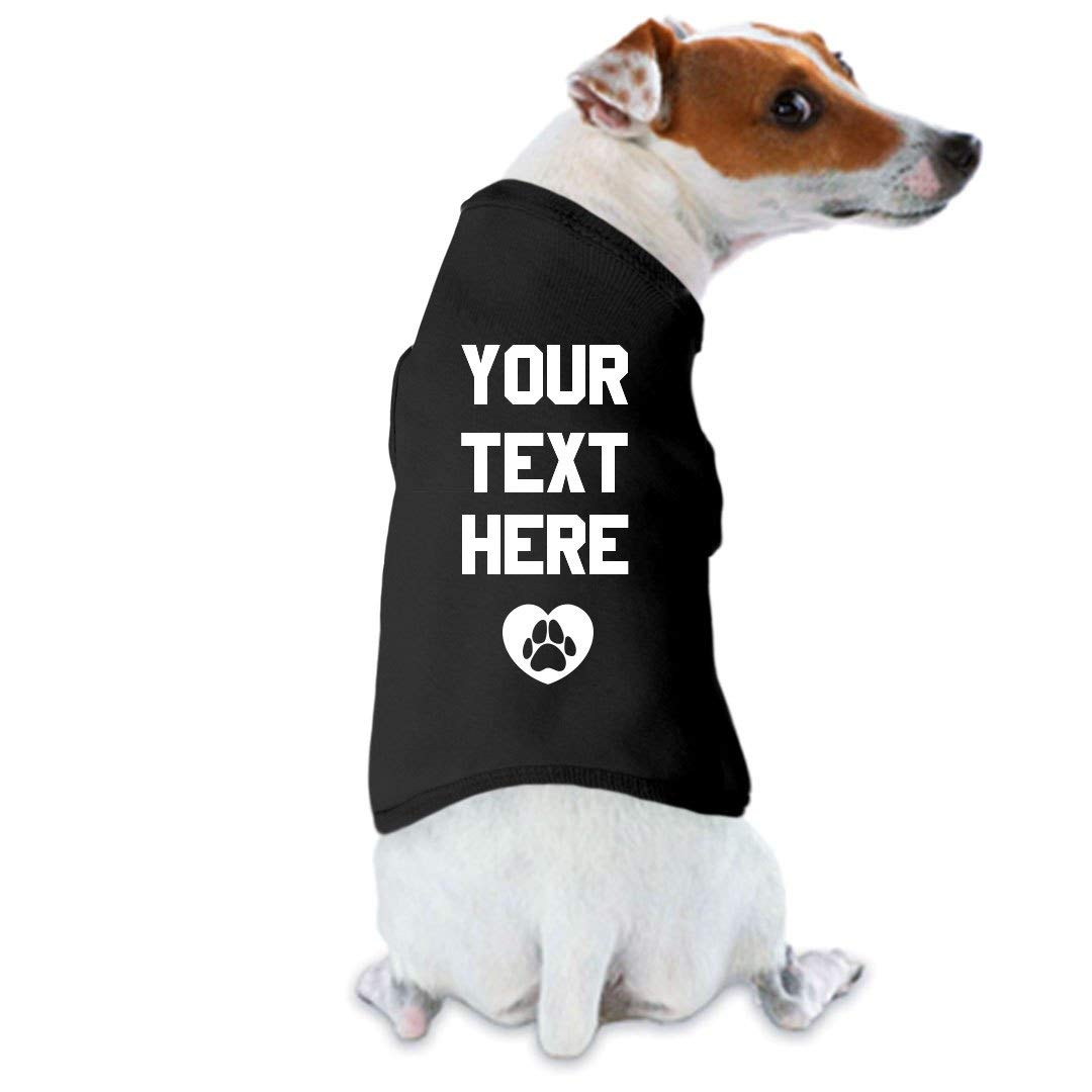 Custom Dog Shirt: Dog Tank Top