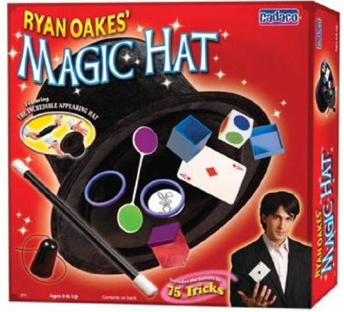Price comparison product image Ideal Ryan Oakes' Magic Hat Set