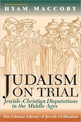 Utorrent Descargar Judaism On Trial: Jewish-christian Disputations In The Middle Ages De PDF A Epub