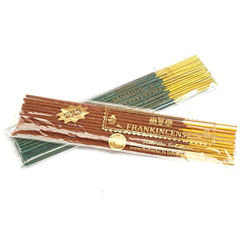 Frankincense & Jasmine Incense Sticks Combo