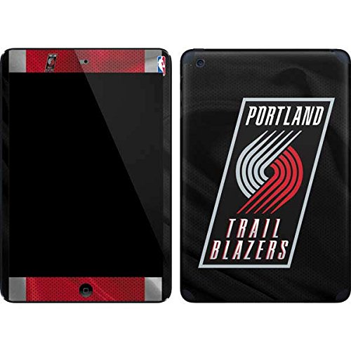 - Skinit Portland Trail Blazers Away Jersey iPad Mini (1st & 2nd Gen) Skin - Officially Licensed NBA Tablet Decal - Ultra Thin, Lightweight Vinyl Decal Protection