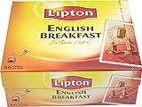 Lipton English Breakfast 66 Teebeutel Schwarzer Tee