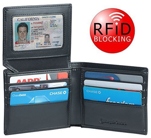 Blocking Stylish Quality Leather Wallets product image