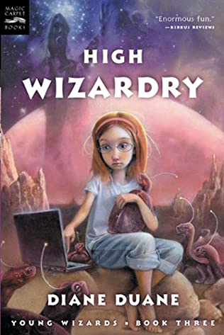 book cover of High Wizardry