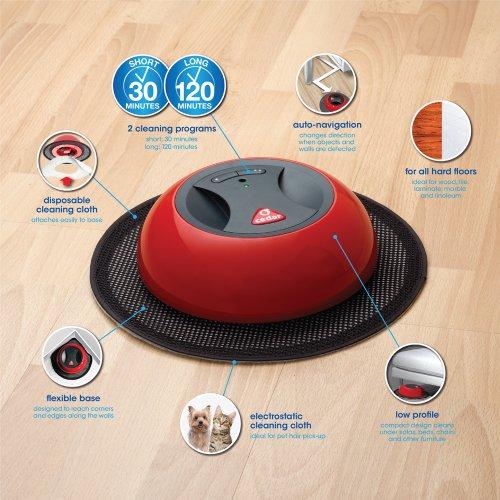 O-Cedar O-Duster Robotic Floor Cleaner