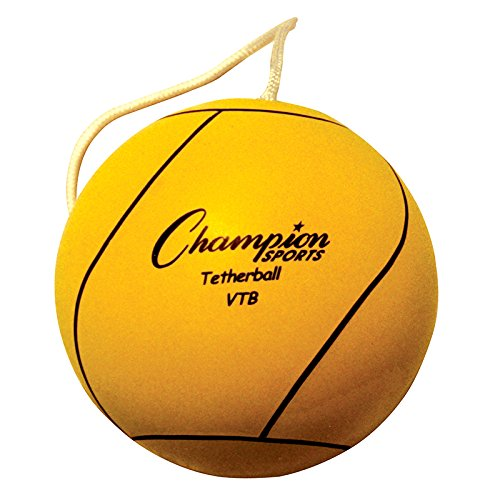CHAMPION SPORTS TETHER BALL (Set of 6) by Champion Sports