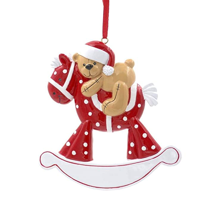 Amazon.com: Baby 's First Christmas Ornaments 2017 ...