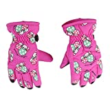 MagiDeal 1 Pair Winter Warm Breathable 2-4 Years Children Kids Ski Gloves 3 Colors