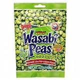 Hapi Snack Pea Grn Wasabi