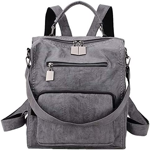Backpack RAVUO Leather Fashion Shoulder product image