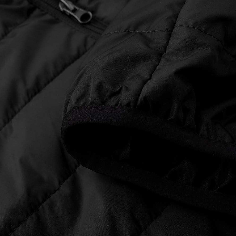 Herren Westen /Ärmellos Jacke Mantel Rei/ßverschluss Wintermantel Steppweste Weste Funktionsweste Outdoor Freizeit Sport Style Daunenweste Einfarbig Winterweste