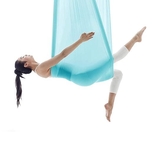 NFNFUNNM Aerial Yoga Hammock Home Accesorios De Conjunto De ...
