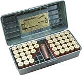 MTM 50 Round Shotshell Handled Case (12 Gauge, Wild Camo), Outdoor Stuffs