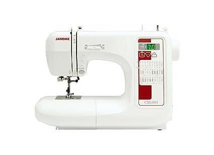 Janome - Máquina de coser (CXL301)