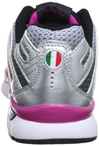 Lotto Sport SKYRIDE W Q4117 - Zapatos para correr para mujer Gris (Grau (SILV/SUPER PINK))