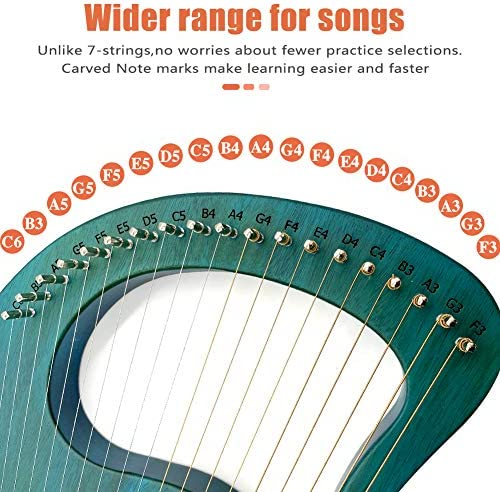 Orchestral Strings Band & Orchestra 19 Metal Strings Maple Saddle ...