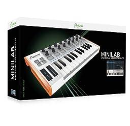 Arturia MINILAB mkII universal MIDI Controller
