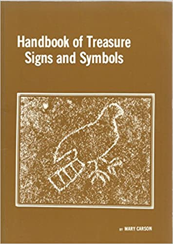 Amazon Handbook Of Treasure Signs And Symbols 9780941620338