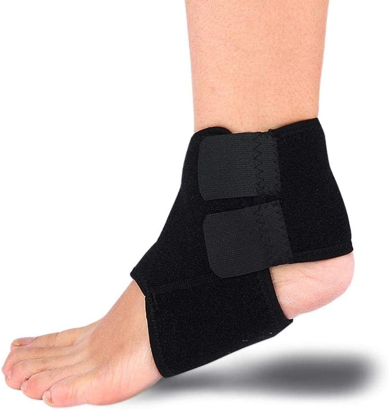 Ankle Support Brace Strap 1 Pair,Adjustable Stabilizers for Sport /& Warm Ankle Foot Sleeve Protects Plantar with Plantar Fasciitis Foot Socks for Ankle Strain Sprains Fatigue Sprain Injury