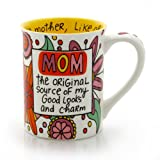 "Our Name is Mud ""Mom the Original"" Stoneware"