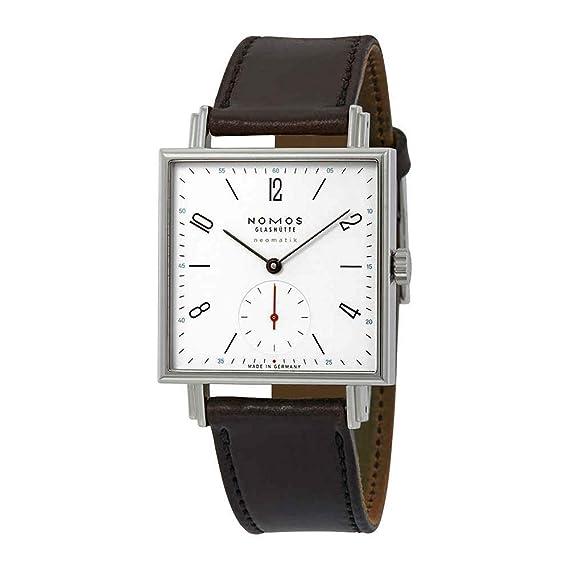 Nomos Glashuette Tetra Neomatik 39 Reloj Unisex automático 33mm 421