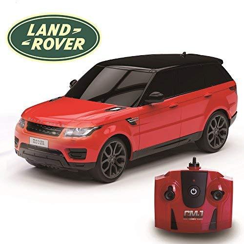 cmj RC CarsTM Range Rover Sport Offizielles Lizenzprodukt Fernbedienung Autos CMJ Gifts Limited