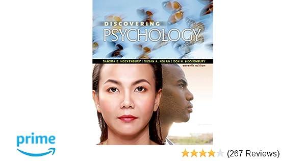 Amazon discovering psychology 9781464171055 sandra e amazon discovering psychology 9781464171055 sandra e hockenbury susan a nolan don h hockenbury books fandeluxe Choice Image