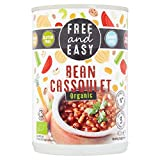 Free & Easy Free From Organic Bean Cassoulet – 400g (0.88lbs)