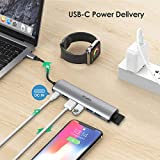USB C Hub MacBook Pro Adapter - 8 in 1 Portable