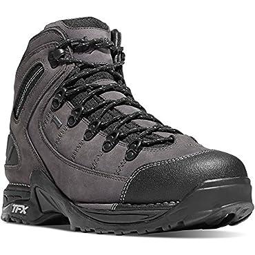 Danner 453 5.5 Gore-Tex Waterproof Boots (Steel Grey)