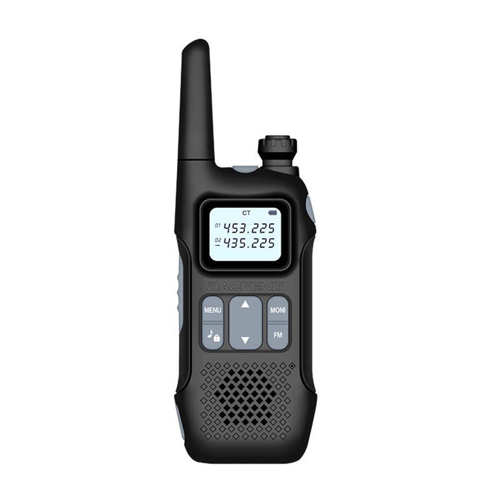 LYzpf Walkie Talkie FunkgeräTe Wiederaufladbare Mit 16 Kanal Einfach Zu Steuern FunkgeräTe FüR Service KTV