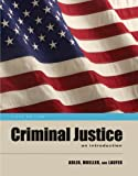 img - for Criminal Justice: An Introduction book / textbook / text book
