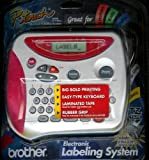 PT-1180SP Electronic Label Maker