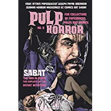 Pulp Horror 8: The fanzine devoted to horror in vintage paperbacks, pulps and comics