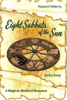 8 Sabbats Of The Sun by Jacky Gray ebook deal