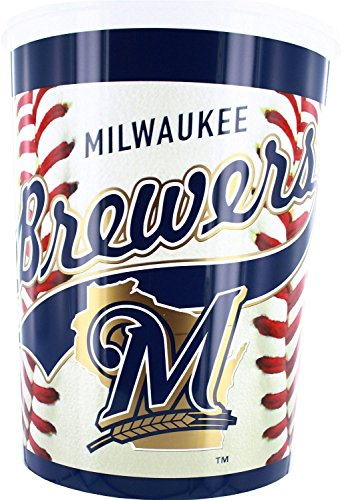 Louis Cardinals Wastebasket (MLB Officially Licensed Milwaukee Brewers 15