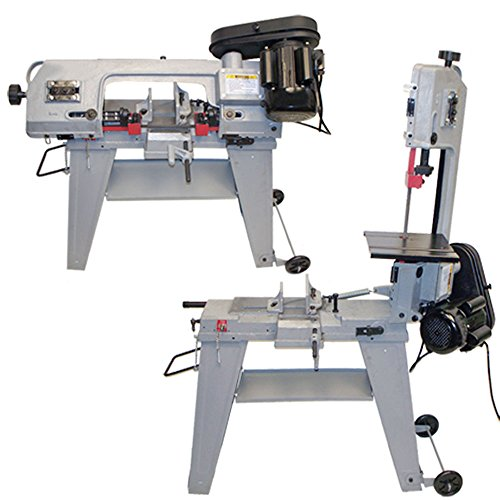 4-1/2″ Metal Cutting Band Saw 4×6 Horizontal Vertical Band Saw