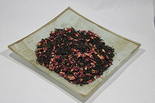 Wild Cherry Black Tea - Special Tea Wild Cherry Blossom Loose Leaf Black Tea, 8 Ounce
