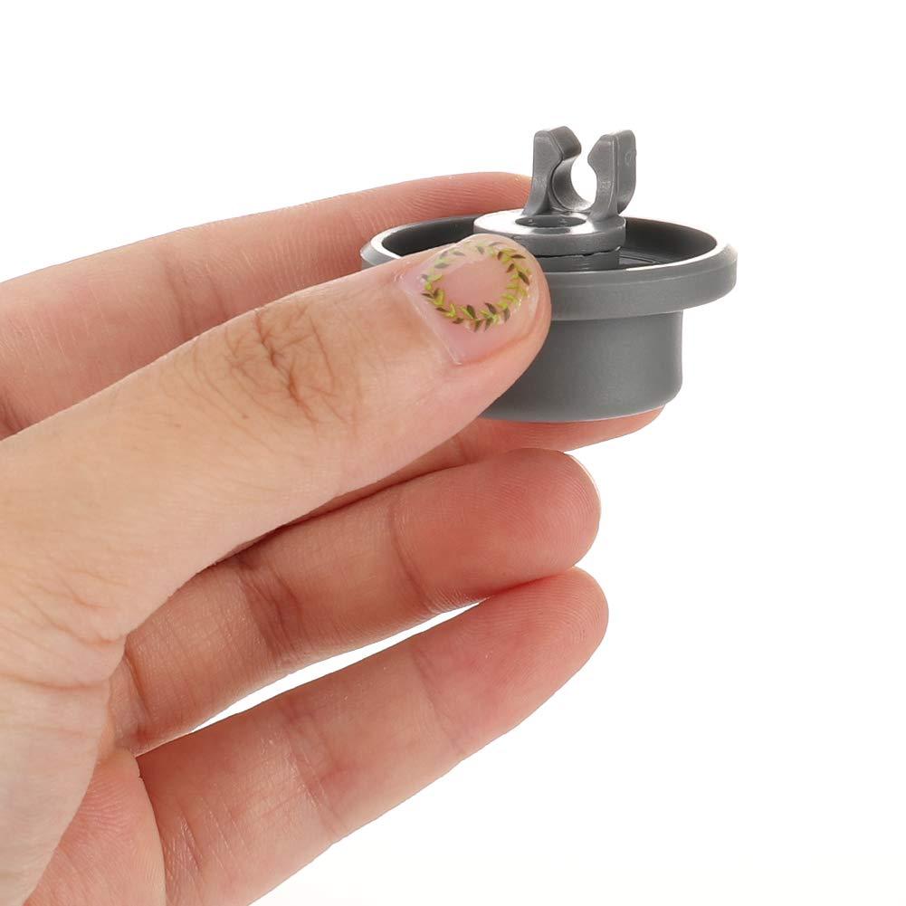 Yorgewd 165314 - Ruedas de repuesto para lavavajillas Bosch Kenmore y Neff Siemens (8 unidades)