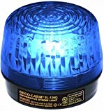 SECO-LARM SL-126Q/B Blue Security Strobe Light (1)