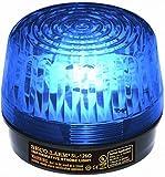 SECO-LARM SL-126Q/B Blue Security Strobe Light (1)