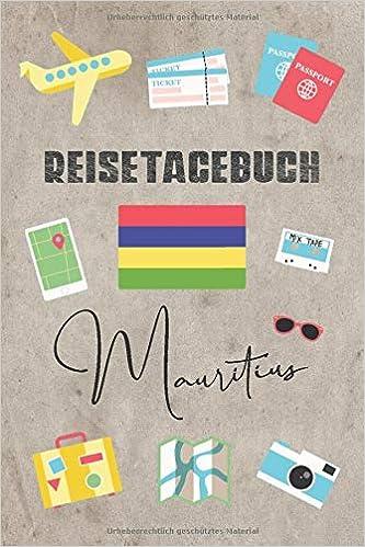Reisetagebuch Mauritius Reisetagebuch Mit Packliste Weltkarte