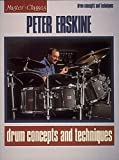 Drum Concepts and Techniques, Peter Erskine, 0881887781