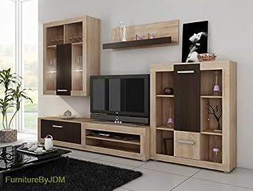 Living Room Furniture Set Tv Wall Unit Tv Table Set Viki Tv