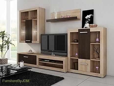 Living Room Furniture Set, TV Wall Unit, TV Table Set \