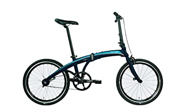 "Bicicleta plegable DAHON MU uno Mineral 20 ""Bicicleta con 451 cinturón"