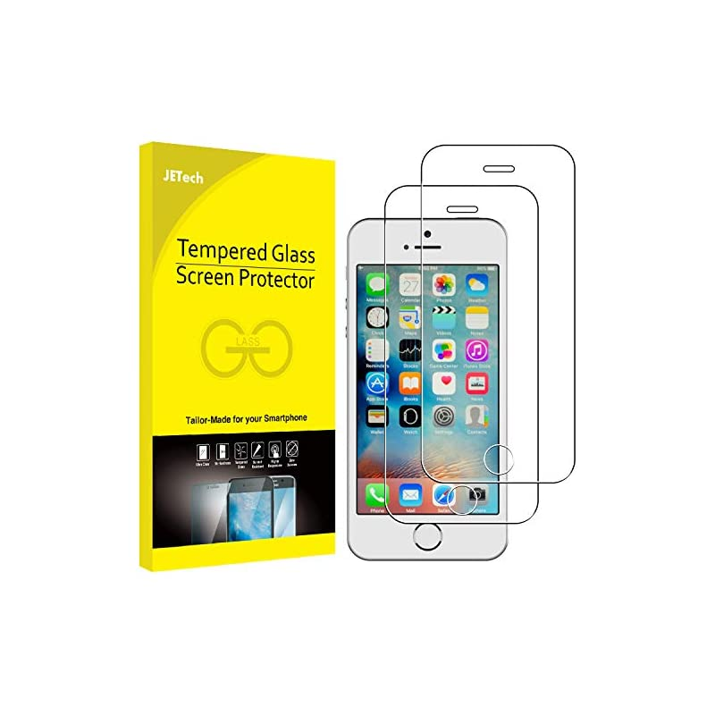 JETech Screen Protector for Apple iPhone