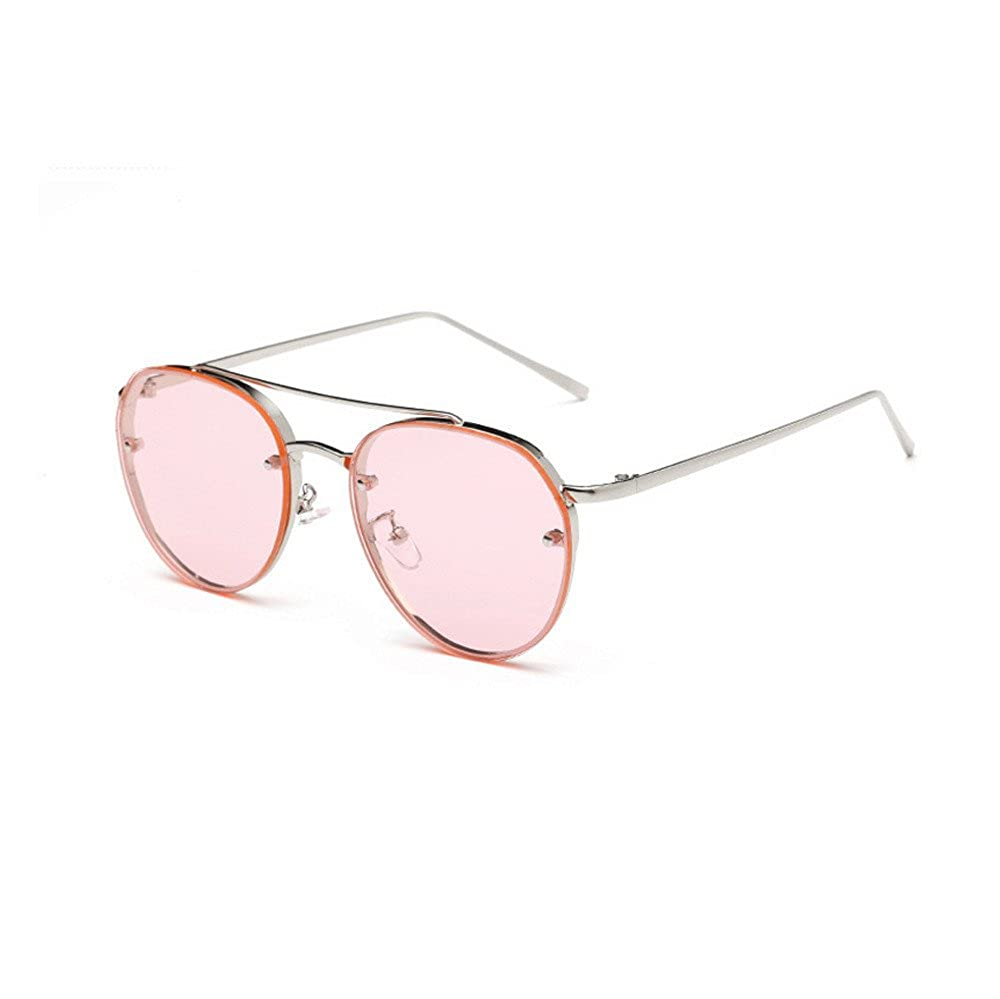 Women Fashion Circular Sunglasses Metal Frame Sunglasses Brand Classic Tone Mirr 2019 Summer Newest Arrival Beach Party Creative Best Gifts For Mother Mom Under 5 Dollars Free Delivery FORUU Glasses